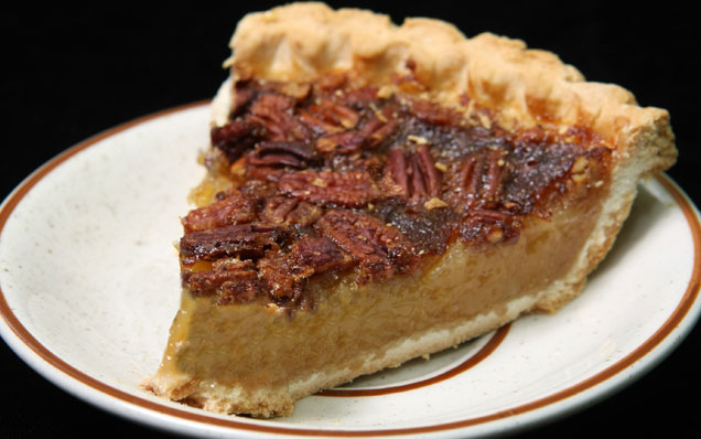 Fresh Homemade Pies at Gina's Place - by the slice or order a whole pie!